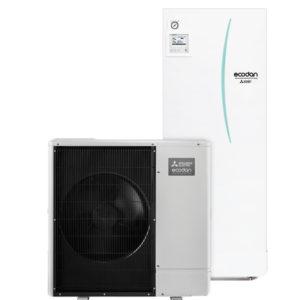 eco dan luft vatten värmepump